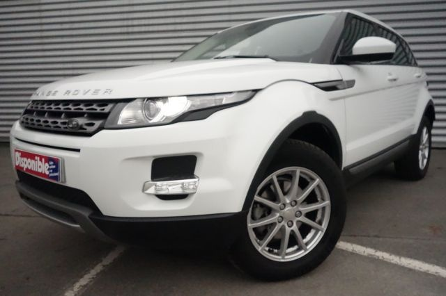 LAND ROVER EVOQUE AUTOMATIQUE 4x4