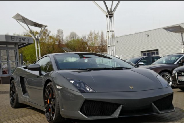 Lamborghini for Garage pret voiture