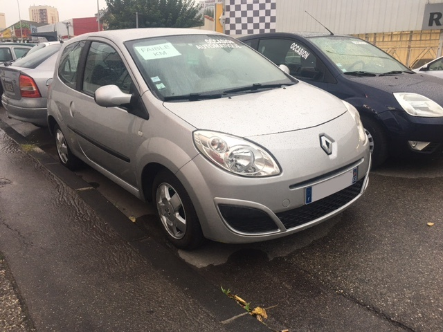 Renault twingo occasion Marseille 13010