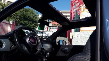 Fiat 500 TwinAir by Diesel toit ouvrant Marseille 13