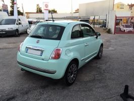 Fiat 500 Lounge Marseille Occasion