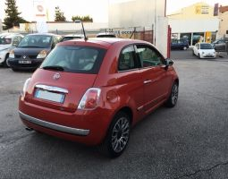 Fiat 500 Lounge Occasion Marseille 13010